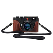 Arte di Mano Leica M10 Leather Half Case - Front View