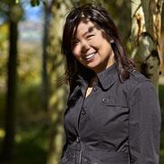 Christina at Jackson Hole