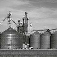 Grain Silo - Prosper, Texas